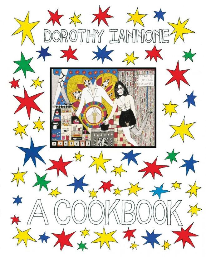 Dorothy Iannone_Cookbook