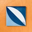 Fattobene_Decoro Blu Ponti _Decoro Tipo 30__Ceramica Francesco de Maio
