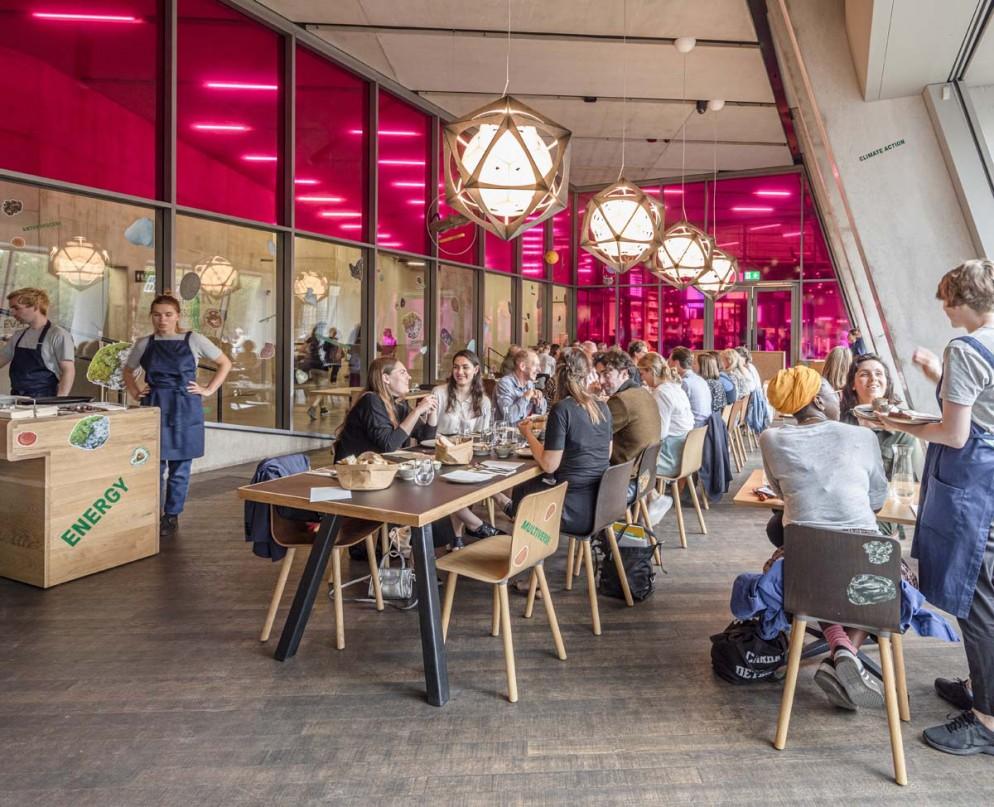 Tate Modern Terrace Bar