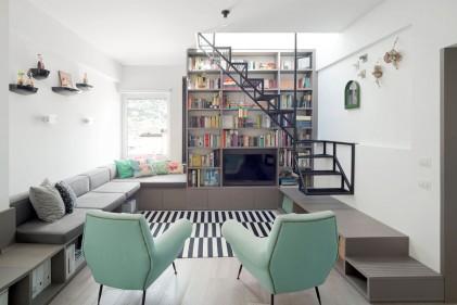 Arredare Loft E Open Space Idee Di Architettura D Interni