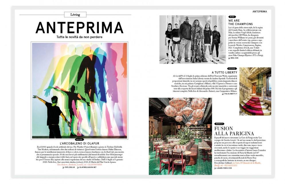 living-corriere-luglio-agosto-2019-issue-2