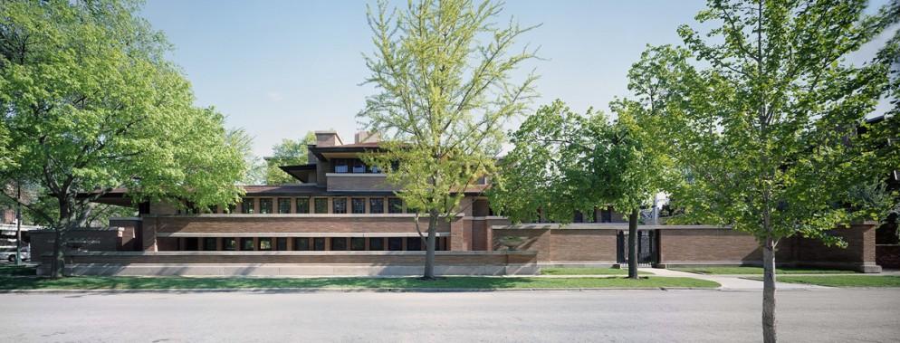 Maison de Frederick C. Robie