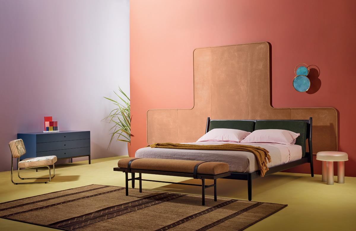 Nuovi colori da abbinare in camera da letto