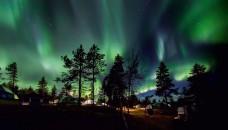 Foto © Kakslauttanen Arctic Resort