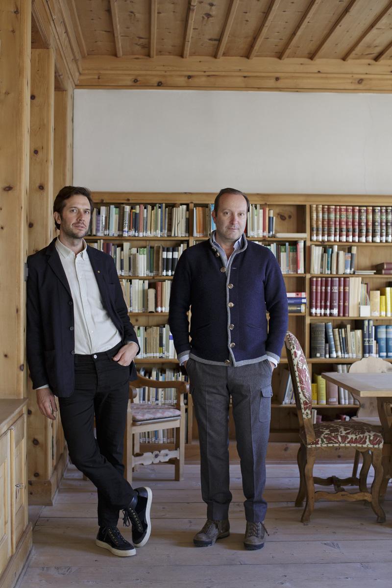 3-Nicolas Bellavance-Lecompte and Giorgio Pace