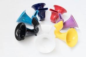 Lo speaker in ceramica che non consuma energia
