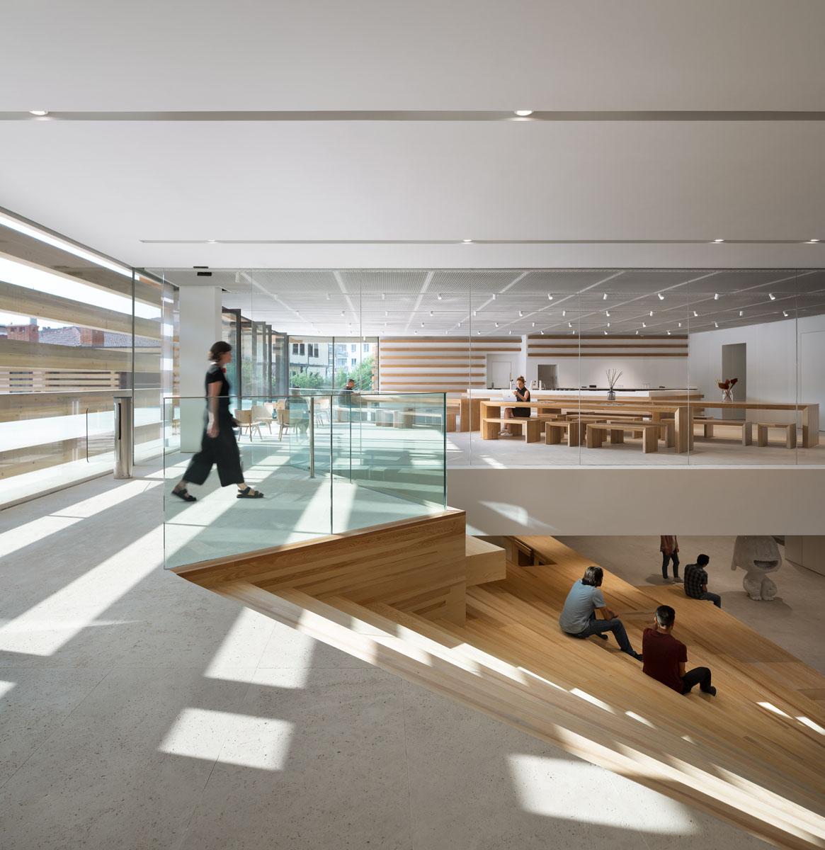 L'Odunpazari Modern Art Museum di Kengo Kuma – Foto