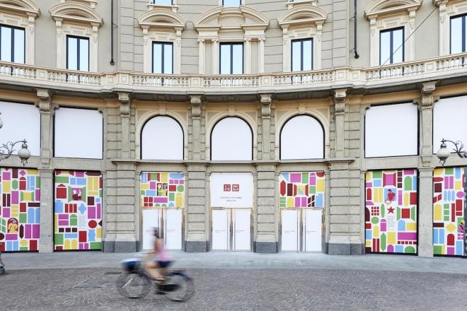 brand new fbd23 d9b54 Apre a Milano il primo negozio italiano Uniqlo – Living Corriere