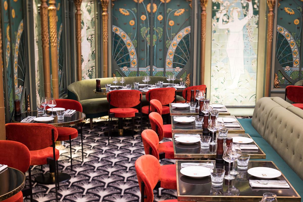 I 10 ristoranti più belli dove mangiare a Parigi
