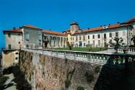 ITALY - CIRCA 2016: Masino Castle, Caravino, Piedmont, Italy. (Photo by DeAgostini/Getty Images)