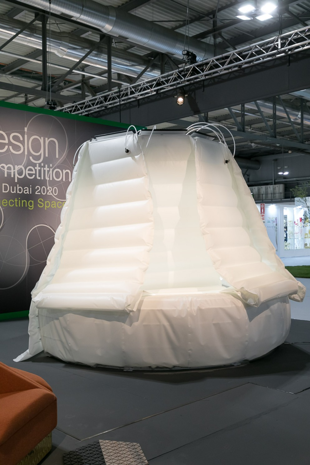 HOMI Outdoor HOME&DEHORS_Design Competition_COROLLA_MACO TECHNOLOGY