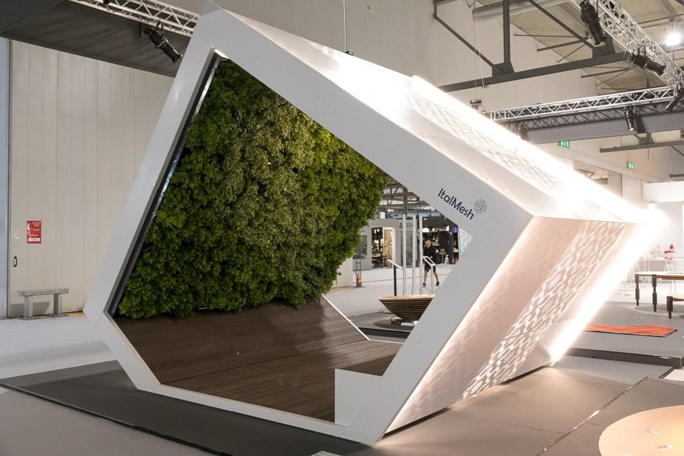 HOMI Outdoor HOME&DEHORS_Design Competition_EDEN_ITALMESH