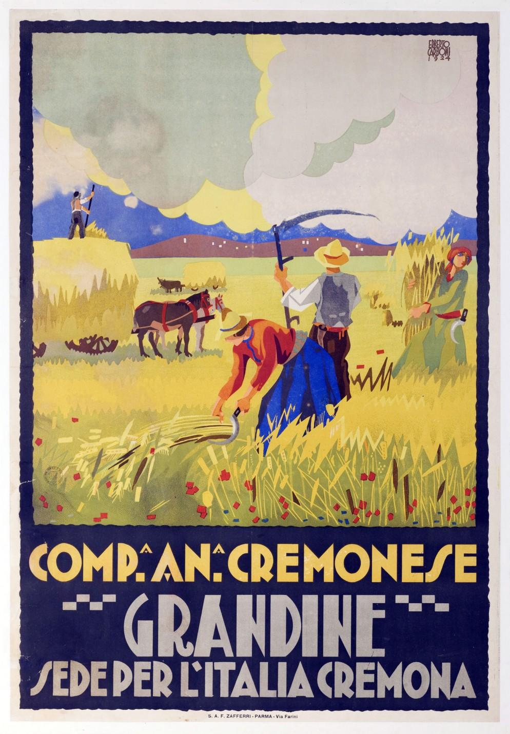Manifesto di Erberto Carboni per La Cremonese_2