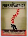 Manifesto francese La Preservatrice