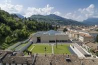 Mart Rovereto architettura drone_Ph crediti Mart, Jacopo Salvi (6)
