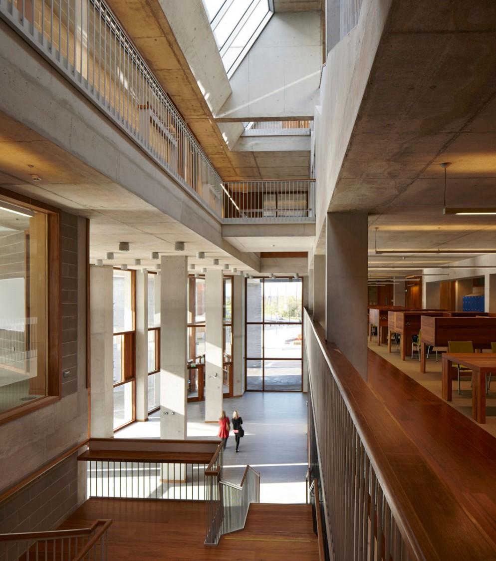 Medical School_ Limerick University_ Interior ©Grafton