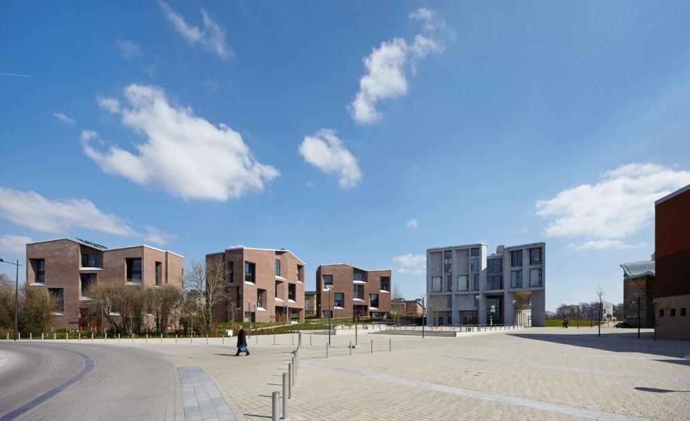Student Housing_Mediacal School_New Plaza_Limerick University ©Grafton