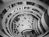 SRGM New York; inaugural exhibition 1959; 1071 Fifth Avenue; Solomon R. Guggenheim Museum in New York, New York