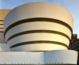 1071 Fifth Avenue; Solomon R. Guggenheim Museum in New York, New York; Architect Frank Lloyd Wright