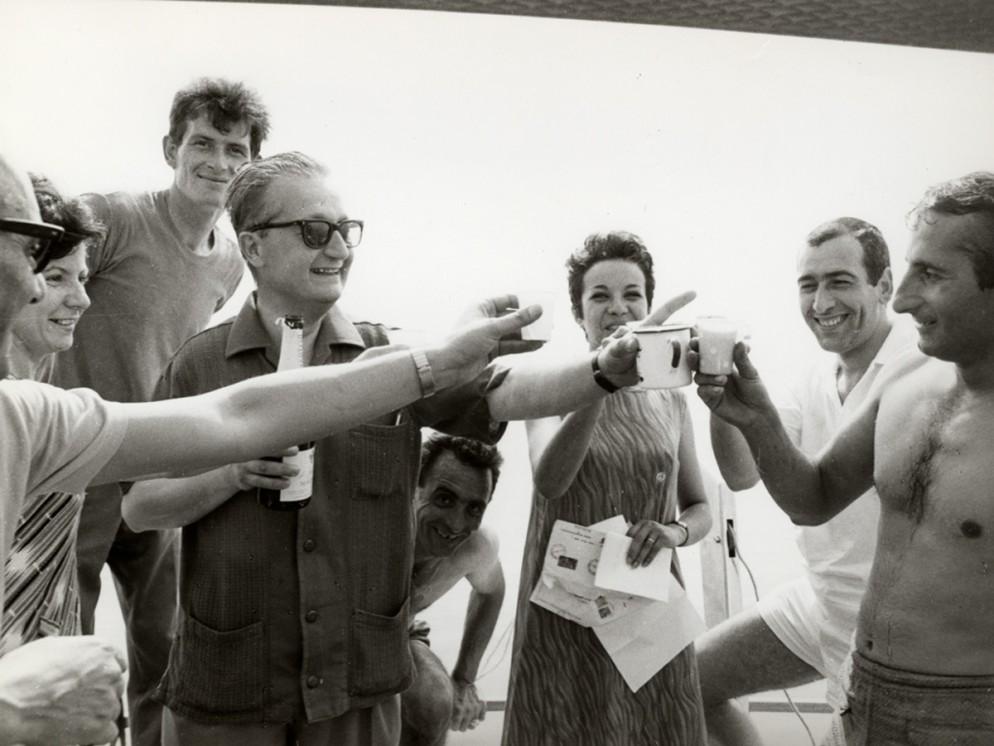 Rimini. Isola delle rose, 1968