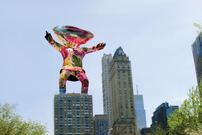Apple trasforma Central Park in un'opera d'arte di realtà aumentata