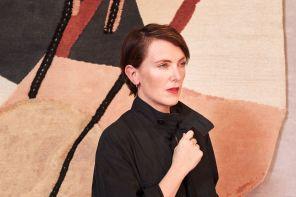 Faye Toogood per cc-tapis: l'arte al tappeto