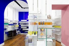 Calé apre una biblioteca olfattiva in Brera