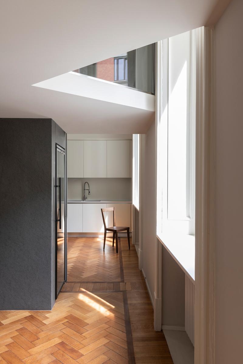 casa a Milano Studio Wok_02