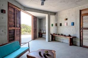 Casa Wabi, una residenza d'artista a Puerto Escondido