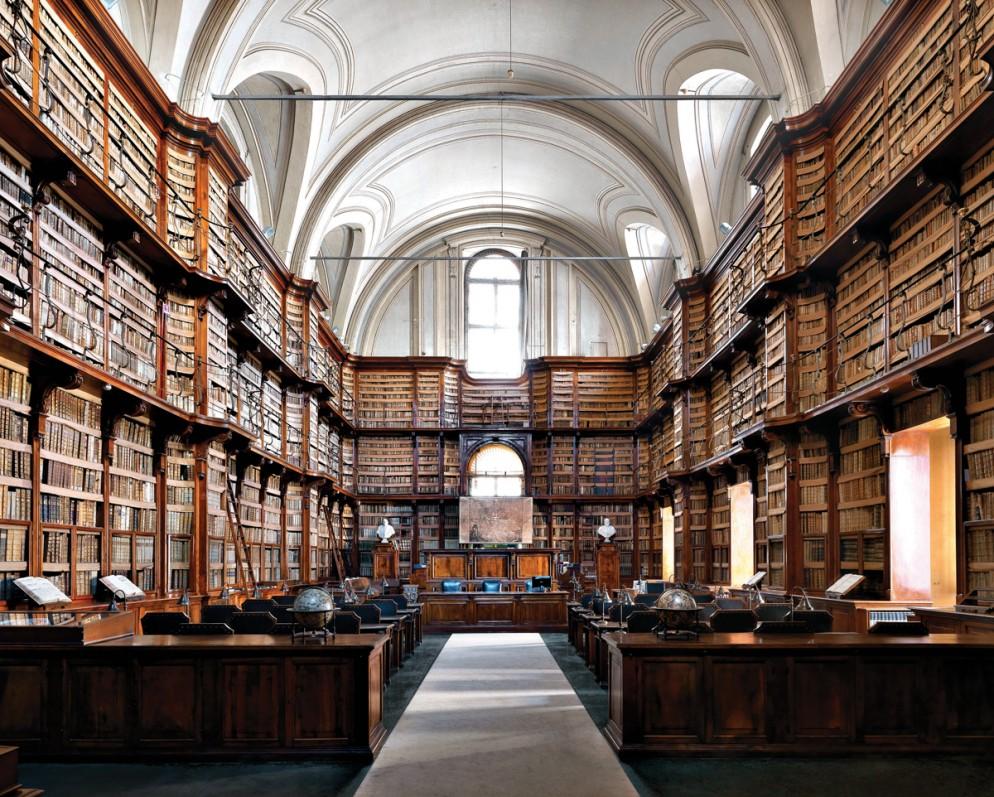 gucci-places-Biblioteca Angelica - ∏ Massimo Listri