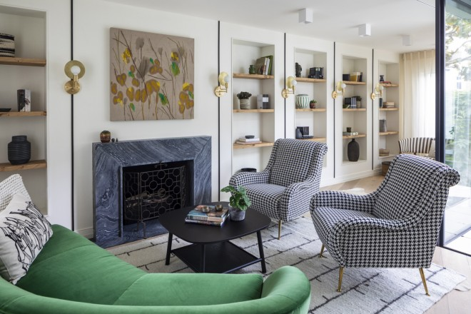 Crescent Place, Chelsea, Kitesgrove interiors shoot