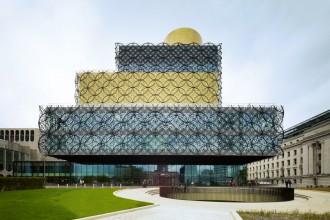 Francine Houben, Mecanoo Architecten, Library of Birmingham, England, UK, 2013