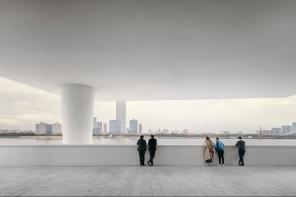 Apre il Centre Pompidou di Shanghai firmato Chipperfield