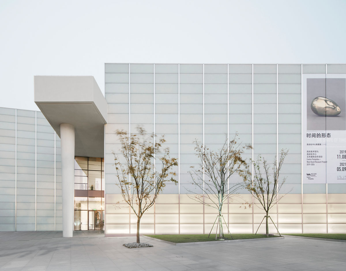 Apre il Pompidou di Shanghai firmato Chipperfield – Foto