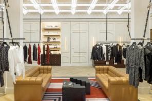 Luca Guadagnino designer: la boutique è rock
