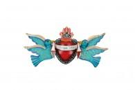 regali-natali-Milagros-Hearts-Girnalda-Palomas-Turquoise