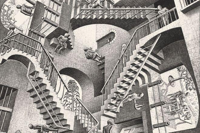 200 opere e un'anteprima mondiale. Escher a Trieste - LivingCorriere