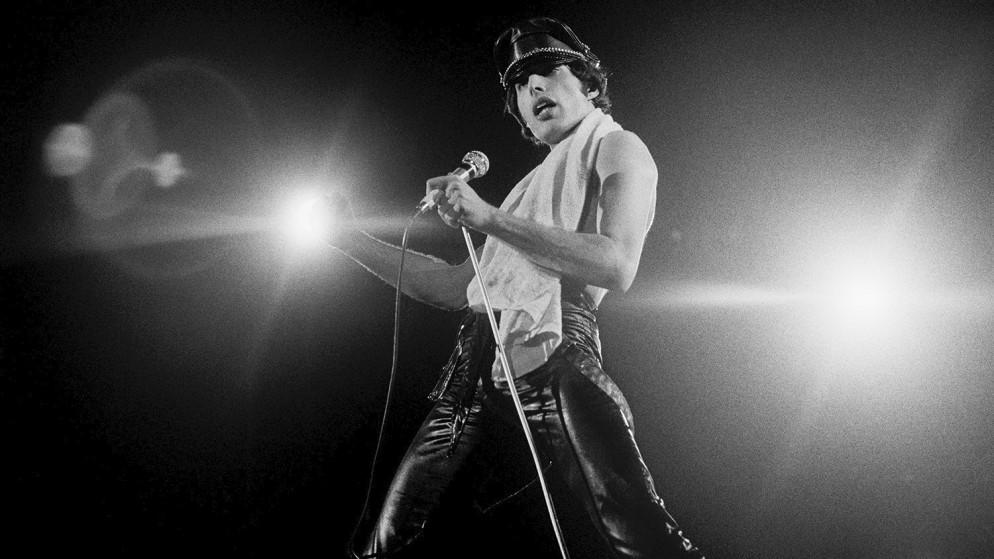 Freddy Mercury, Parigi, 1979