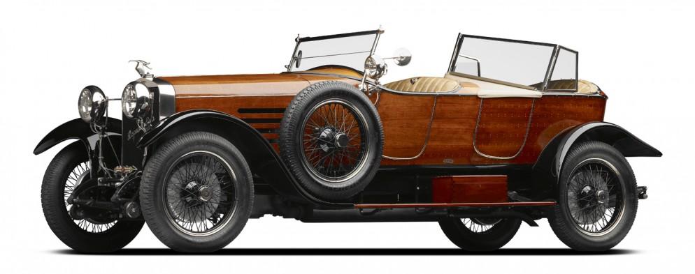 Hispano-Suiza-Type-HB6-'Skiff-Torpedo'.-Hispano-Suiza-(chassis)-Henri-Labourdette-(body)-1922.-Photo-by-Michael-Furman-©-the-Mullin-Automotive-Museum