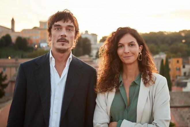 I co-fondatori Lelio Orsini e Maddalena Salerno, foto di Vittorio Bonaffini