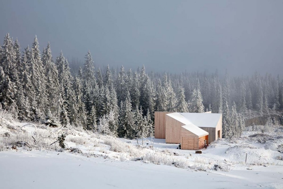 Mork-Ulnes Architects - Mylla Hytte - PH_04_photo by Bruce Damonte_LR1600