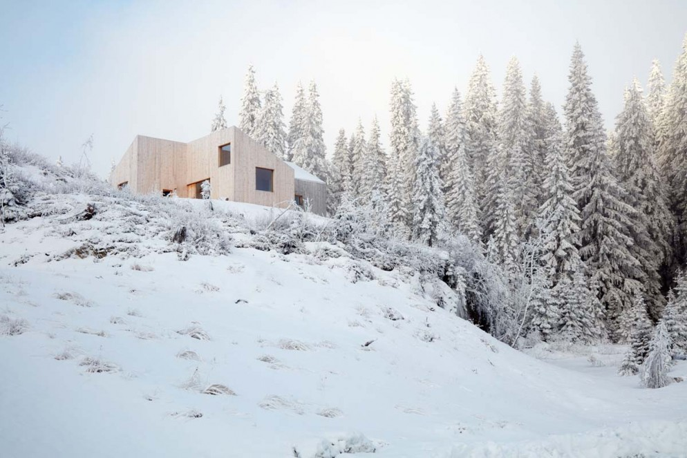 Mork-Ulnes Architects - Mylla Hytte - PH_07_photo by Bruce Damonte_LR1600