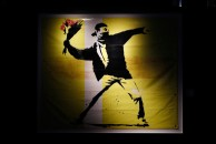 banksy-love-is-in-the-air-GettyImages-1174051657