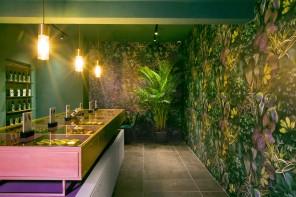Canapé, apre in Brera il ristorante della cannabis light