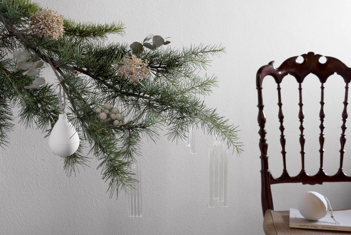 Decorazioni di Natale sostenibili e fai da te - Foto