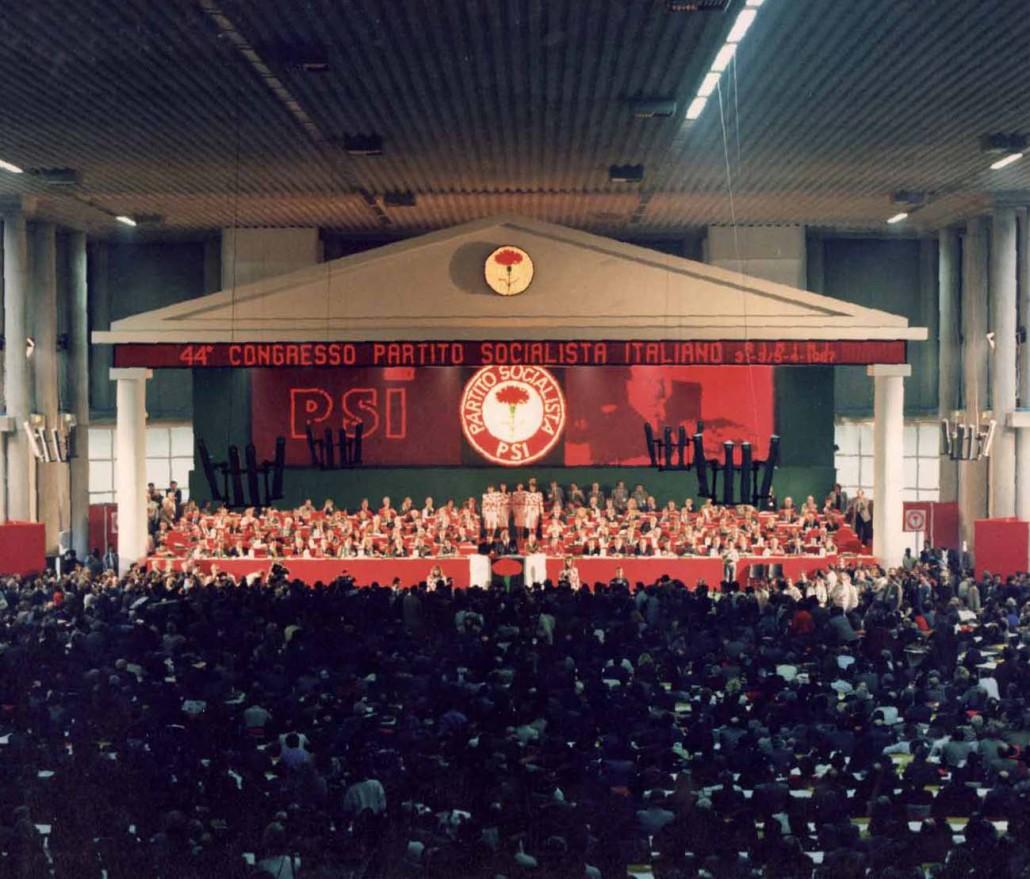 Storia di Filippo Panseca, l'anima creativa dei socialisti