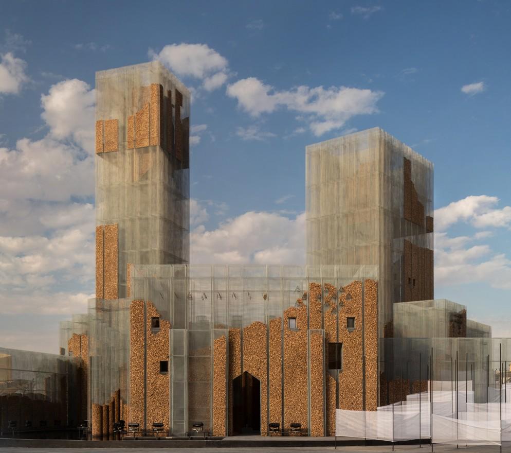 20_Studio Studio Studio_Gharfa_Diriyah Oasis_designed and curated by Designlab Experience © Roberto Conte