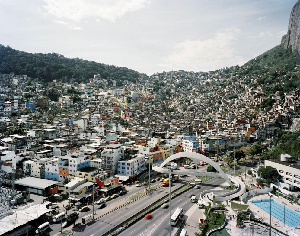 4 - Gabriele Basilico 2011_Rio de Janerio