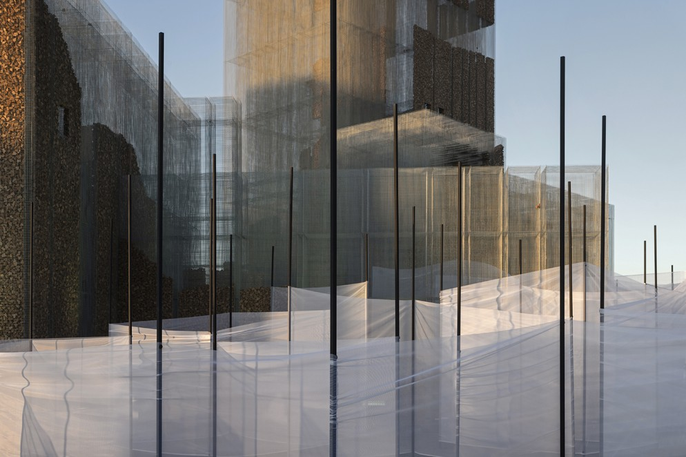 6_Studio Studio Studio_Duna by Alberonero dialogues with Gharfa_Diriyah Oasis_designed and curated by Designlab Experience © Roberto Conte