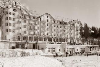Pattinaggio su ghiaccio, Hotel Cristallo